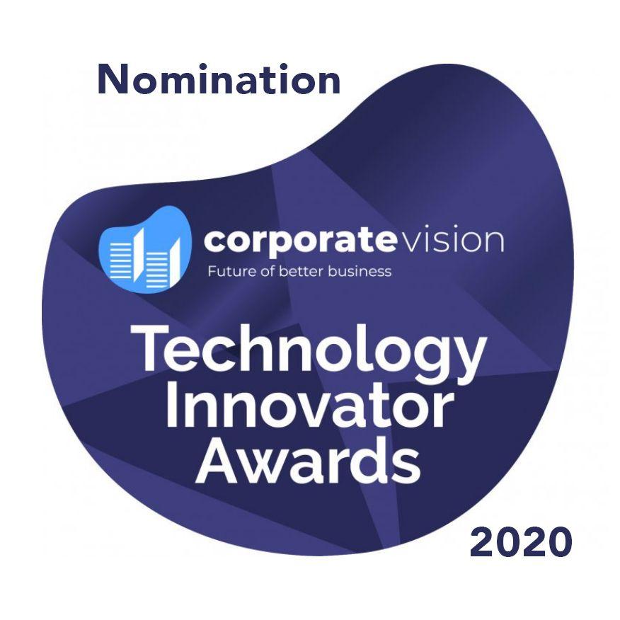 2020 Technology innovator awards